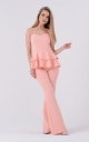 Bright Basque costume (peach)