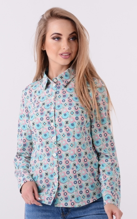 Stylish shirt print
