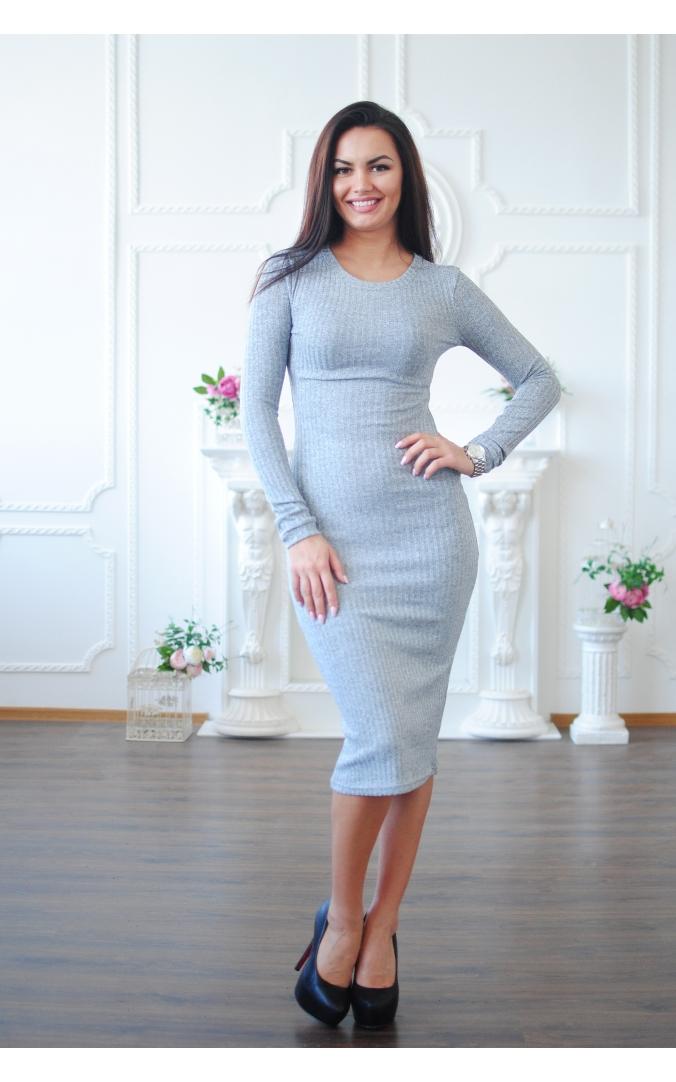 Casual dress Lurex