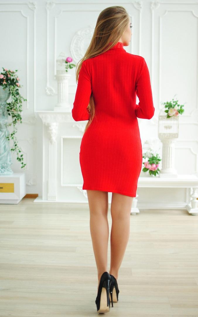 Повседневное платье ангора