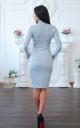 Ангорова сукня-гольф