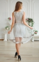 Вражаюча коктейльна сукня