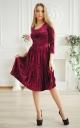 Original Velor Dress