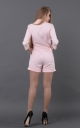 Stylish jumpsuit shorts