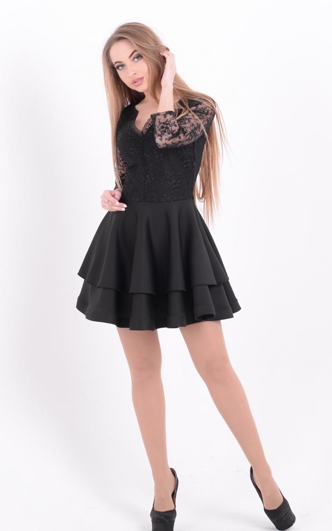 Пишна сукня вишивка