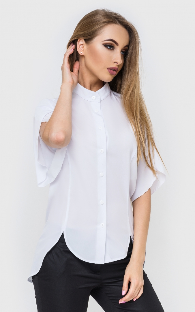 Shirt asymmetry