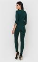 Brunette suit