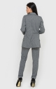 Knitted trouser suit