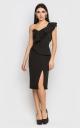 Вечернее платье (черное)
