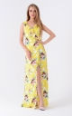 Summer sundress for the smell (yellow)