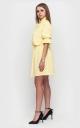 Жіноча літня сукня (жовта)