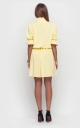 Women's summer dress (yellow)