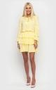 Стильна сукня (жовта)