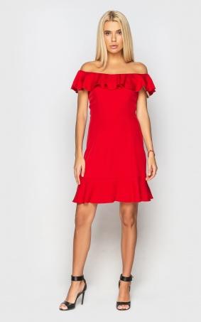 Расклешенный платье