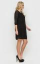 Элегантное вечернее платье (черное)