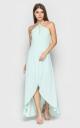 Яркое летнее платье (мята)