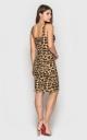 Трендовое приталенное платье-мини