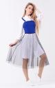 Эксклюзивное платье сетка