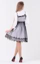 Мереживна сукня сітка