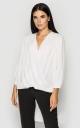 Повседневная блуза (белая)