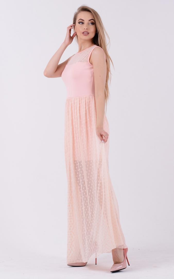 Дивовижна сукня горох