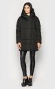 Extra long jacket (black)