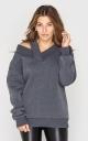 Sweatshirt (dark gray)