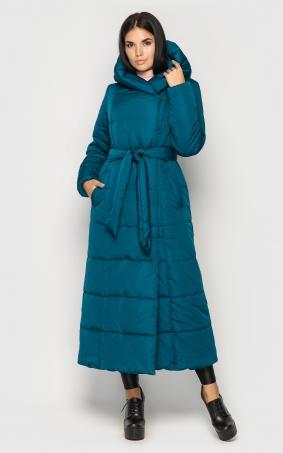Coat blanket (sea wave)