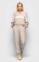 Sports suit angora (beige pink)