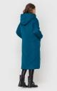 Extra long jacket (sea wave)