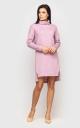 Warm Angora Dress (pink)