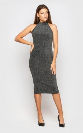 Elegant dress (gray)