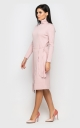 Warm dress by the smell (pink)