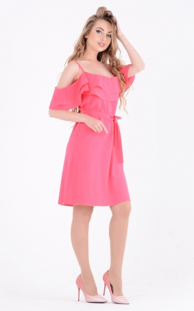 Refined sundress (red)