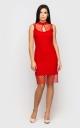 Сукня святкова (червона)