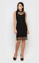 Dress is festive (black)