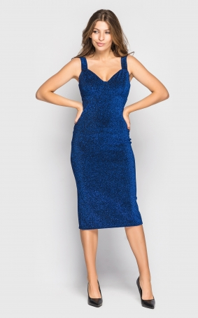 Dress elegant (blue)
