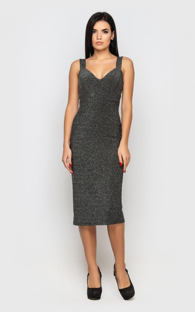 Dress elegant (gray)