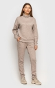 Warm suit with angora (beige)
