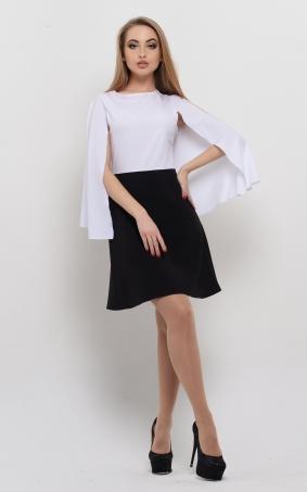 Повітряна сукна-кейп