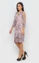 Вечернее платье (фиолетовое)