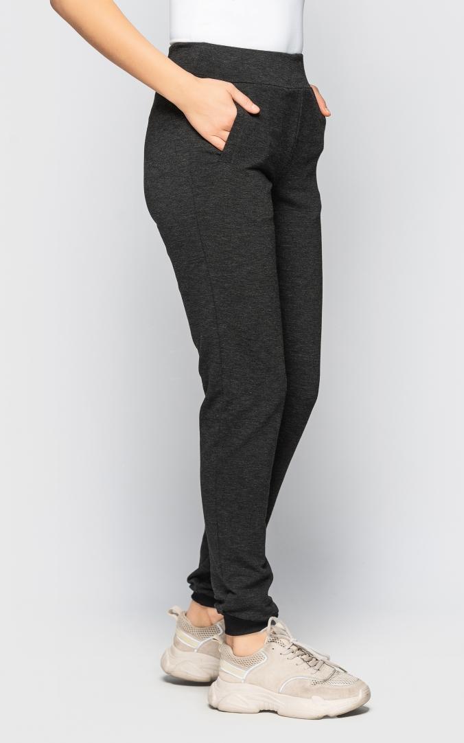 Спортивные штаны (темно-серые)