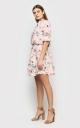 Романтичное платье (розового )