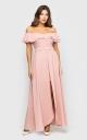 Романтичное платье (розового)