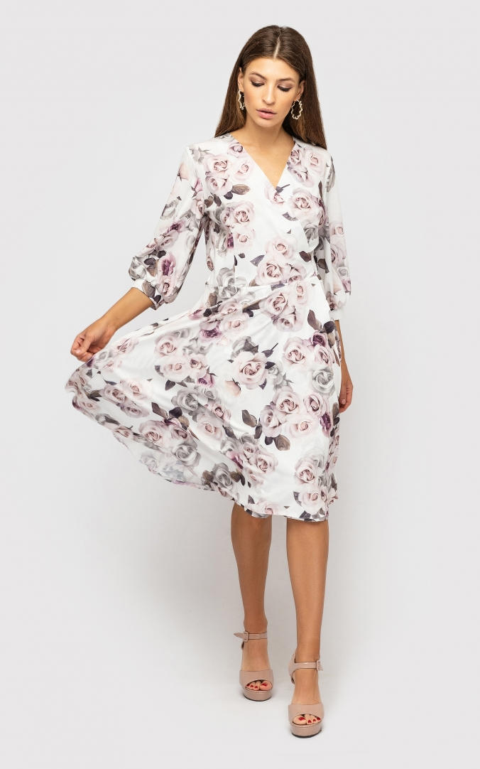 Dress by the smell (white)