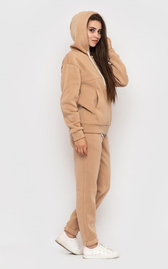 Cotton jersey suit
