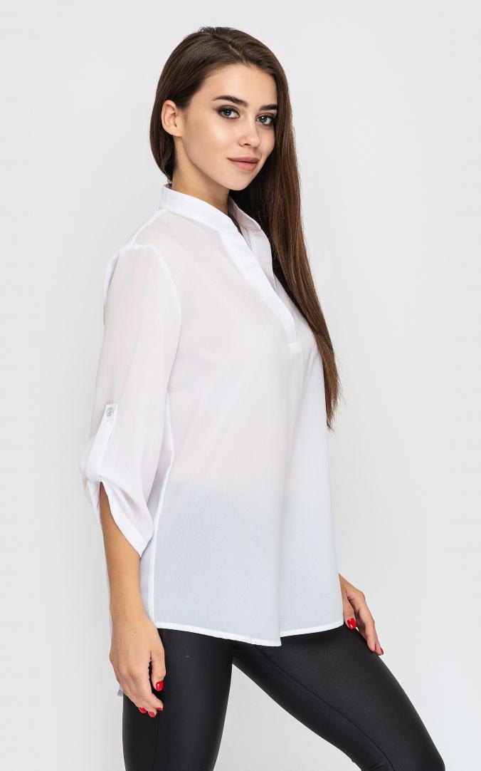 Удлинённая рубашка