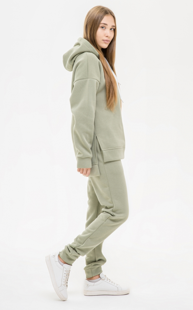 Fleece suit