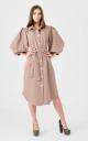 Сукня з рукавами буфами
