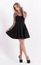 Exquisite flared dress